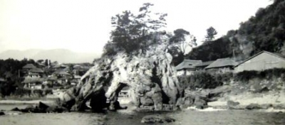 龍宮の鼻 福浦