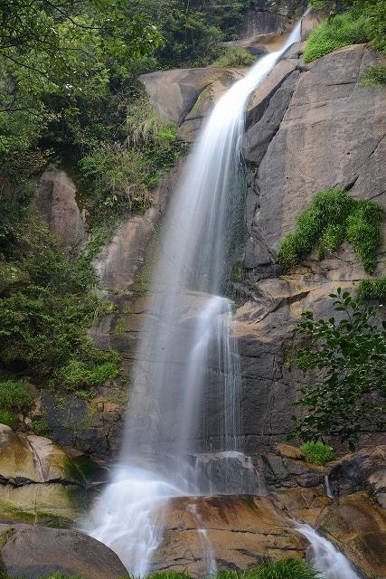 瀑雪の滝3