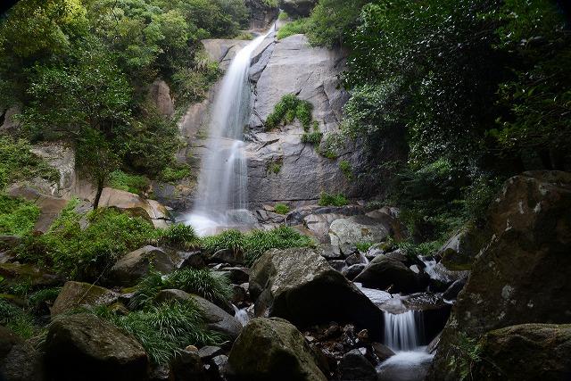 瀑雪の滝2