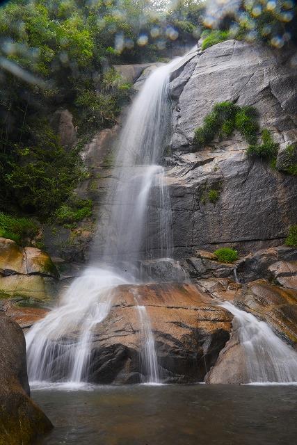 瀑雪の滝5