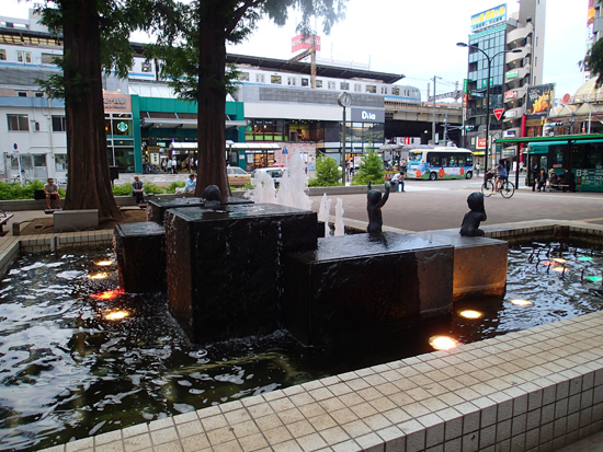 asagaya station201607