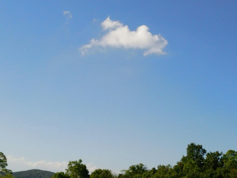 8月31日の空