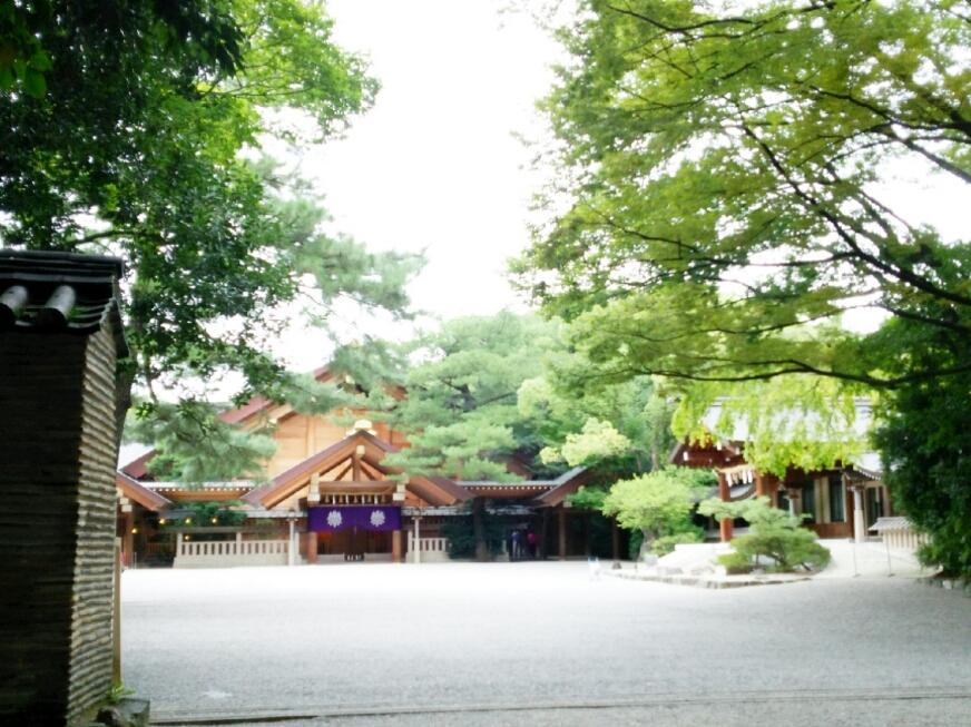 3熱田神宮