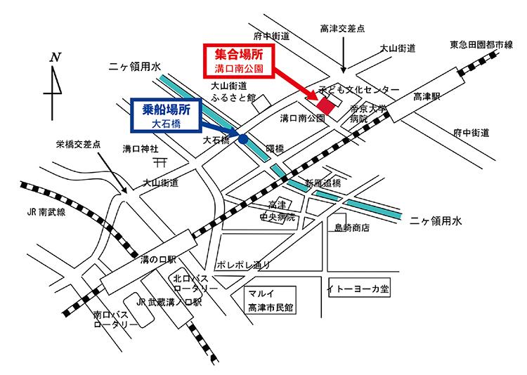 地図_高津区民祭_20160731