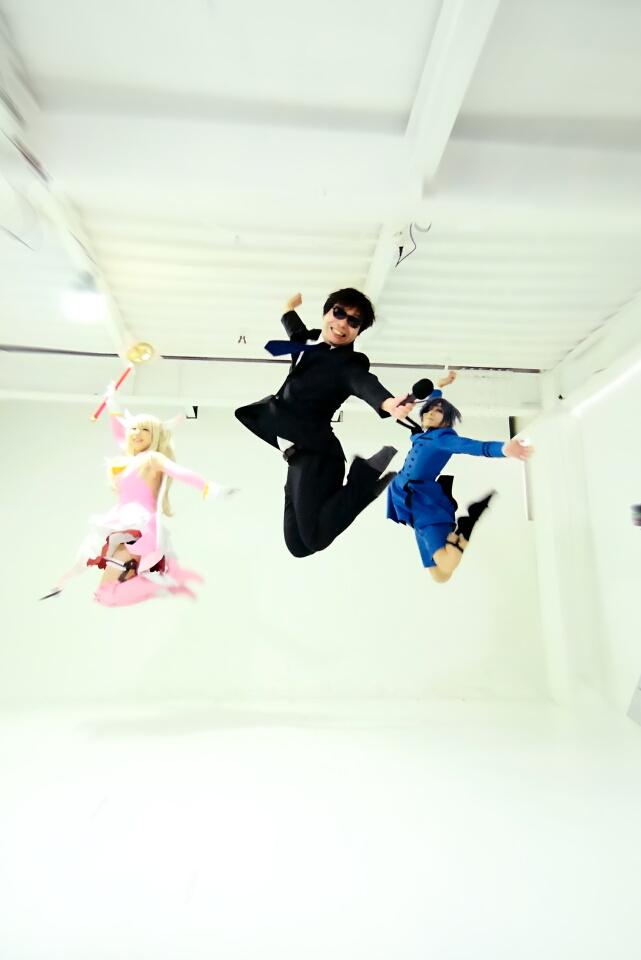 ☆2106撮影会@クロームスタジオ・ゼロ☆