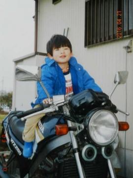子供バイク002