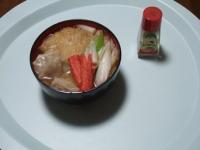 6/7 昼食 白石温麺