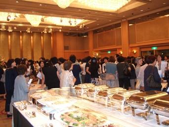 9/9 同窓会  横浜ベイシェラトンホテル