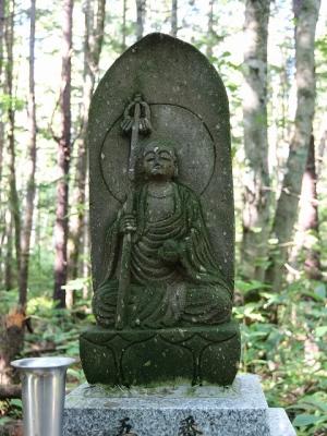 五番・勝軍地蔵菩薩