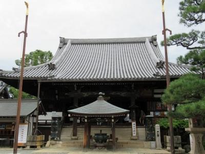 葛井寺・本堂