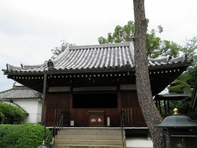 葛井寺・護摩堂