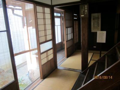 日本家屋は落ち着きます