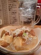 大井町 晩杯屋 ゼームス坂上店 定番の煮込み(2016/6/15)