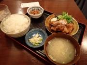 大手町 ハマユウ チキン南蛮定食(2016/4/6)