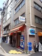 神田錦町 ふくのや 店構え(2016/4/11)