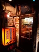飯田橋 インドール 店構え(2016/4/12)