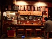 有楽町 お食事 いわさき 店内風景(2016/5/16)