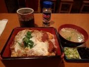 有楽町 お食事 いわさき かつ丼(2016/5/16)