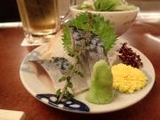 有楽町 日の基 しめさば、美味しい(2016/5/19)