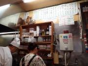 大井町 丸八とんかつ 支店 店内風景(2016/5/24)
