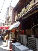 大井町 ブルドック 店構え(2016/6/10)