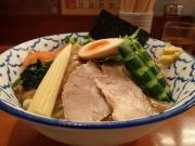 代々木 麺恋処 いそじ 冷やし中華(2016/6/24)
