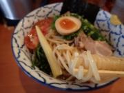 代々木 麺恋処 いそじ 冷やし中華(2016/7/1)