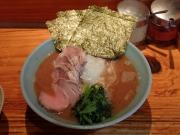大井町 武蔵家 ラーメン+ブタレアチャー(2016/9/15)