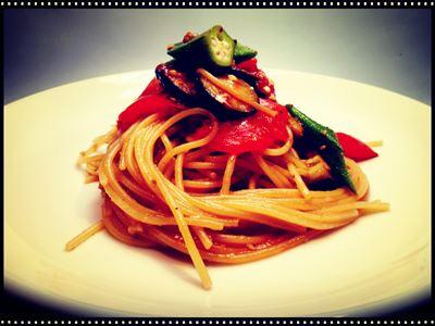 photocat野菜とアサリのペペロンチーノ_R