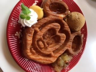 みれいブログミッキーケーキ