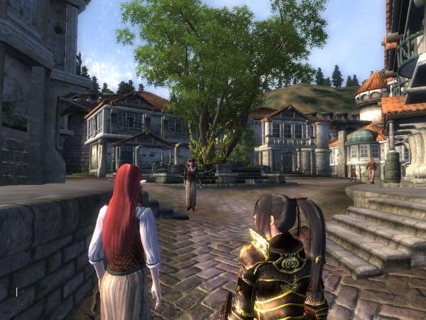 Oblivion魔法戦士プレイ日記 アンヴィル