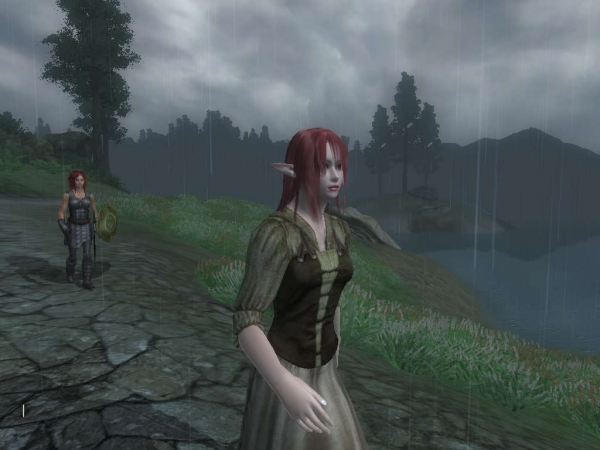 Oblivion魔法戦士プレイ日記 グリーンロード後半