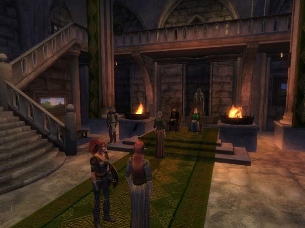 Oblivion魔法戦士プレイ日記 レーヤウィン