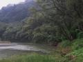 広瀬川と青葉山(追廻).