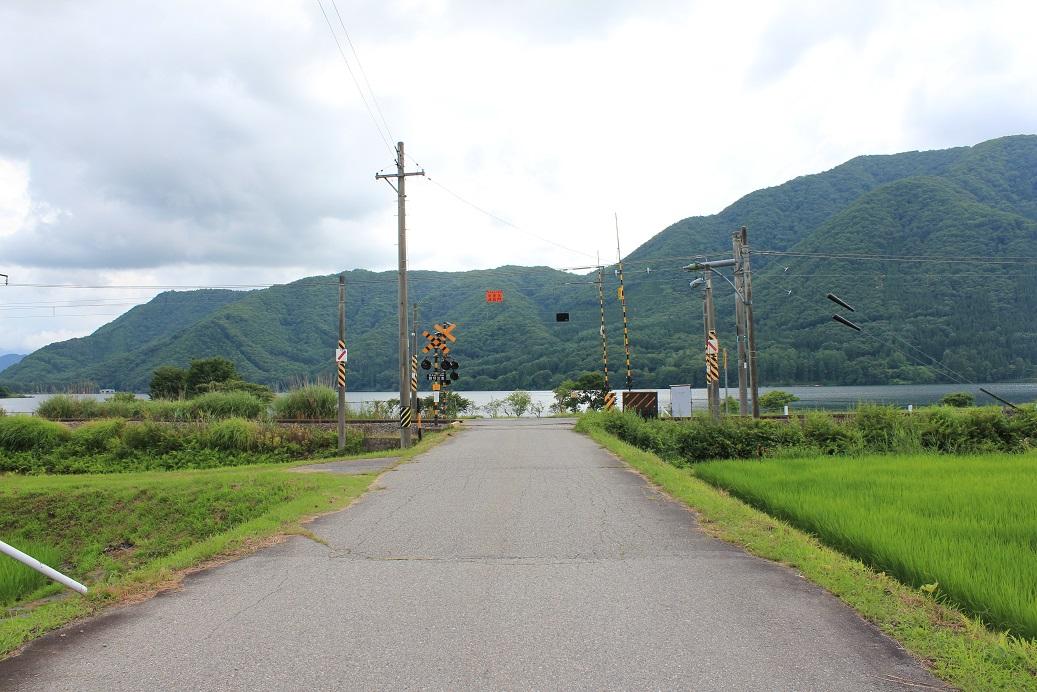 20160715木崎湖1