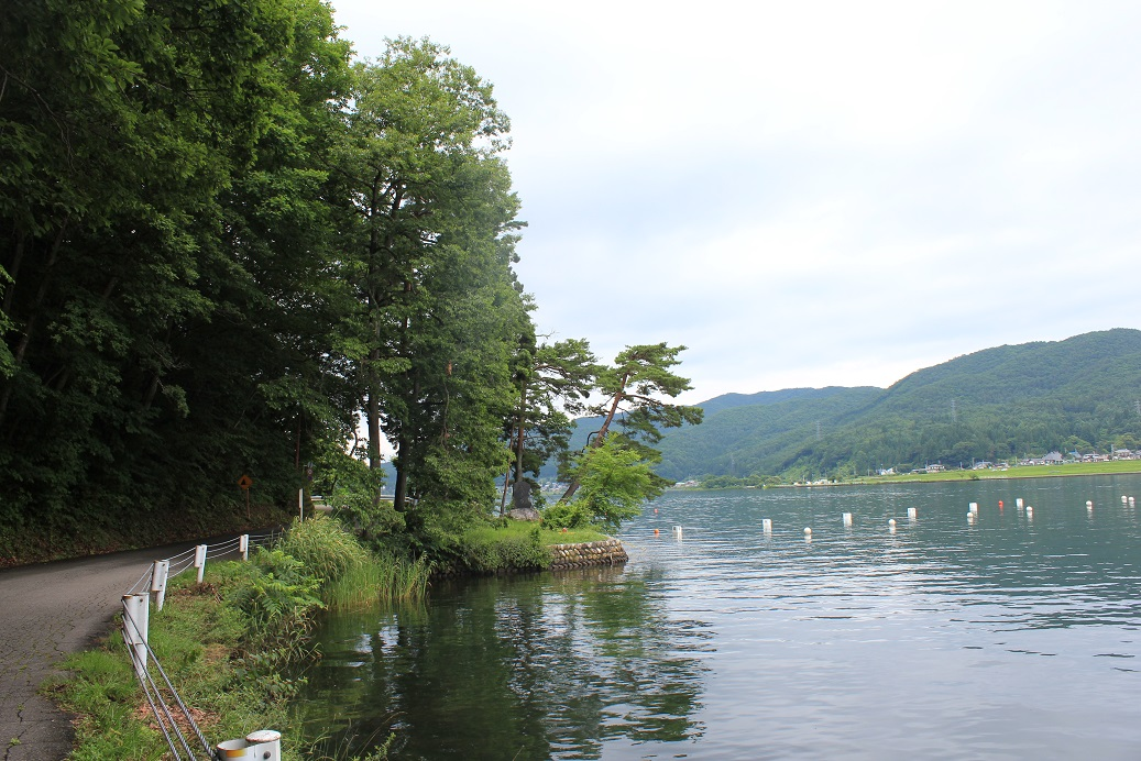 20160716木崎湖2