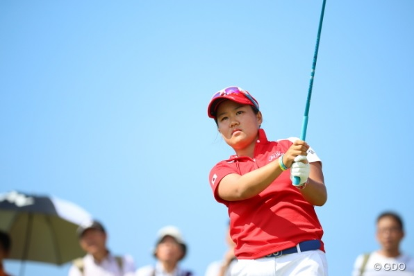 日本女子オープン16