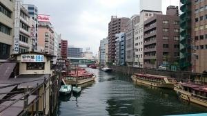 浅草橋の雰囲気