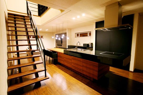 キッチン横