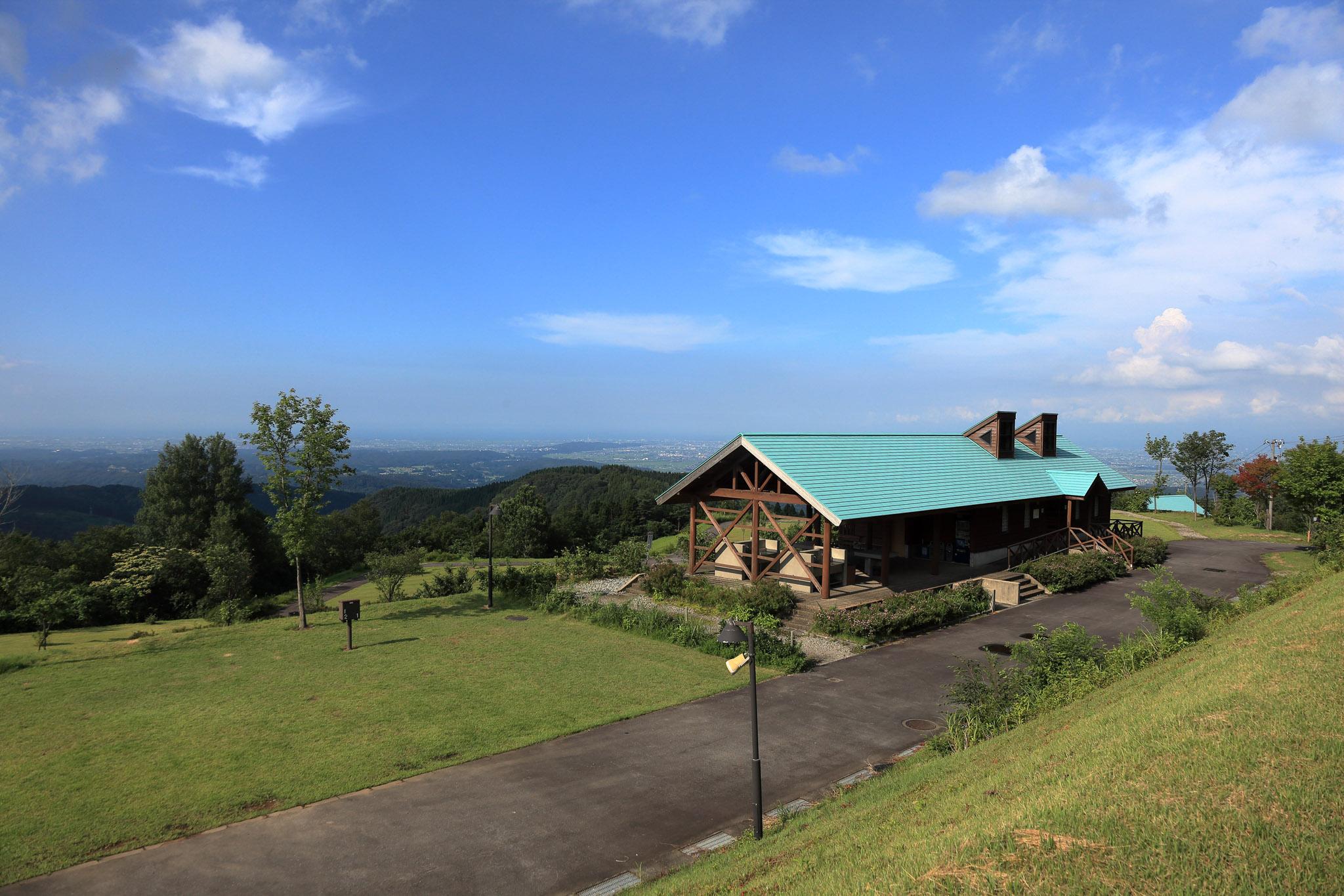 牛岳パノラマオートキャンプ場