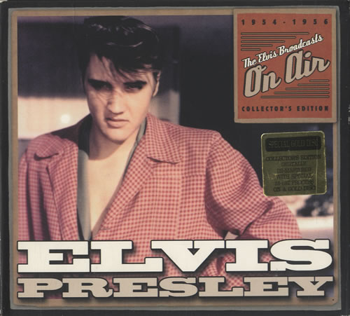 The Elvis Broadcast On Air 1954-1956