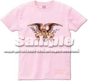 T-shirt TATOO Bald Eagle