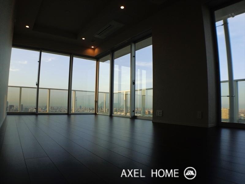ザ・パークハウス晴海タワーズ ティアロレジデンス 室内