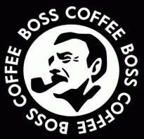 缶コーヒーはBOSS