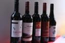 飲み物-ワインボトル
