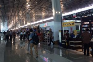 ジャカルタCGK第3ターミナル