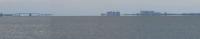 琵琶湖 蜃気楼