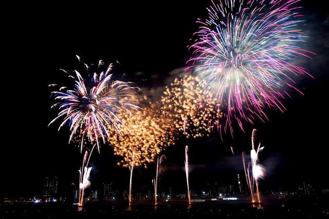 2016足立の花火大会(4)