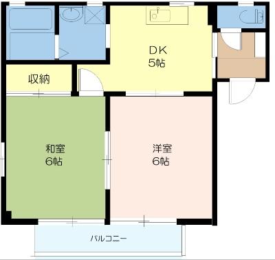 間取り図 (400x377)