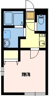 ルミエールS 2号室